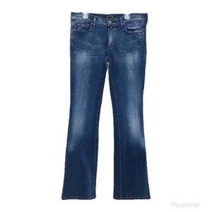 COH Kelly Low Rise Bootcut Leg Jeans 30